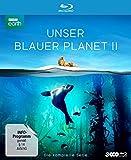 """UNSER BLAUER PLANET II - Die komplette ungeschnittene Serie zur ARD-Reihe """"Der blaue Planet"""" [Blu-ray] -"""