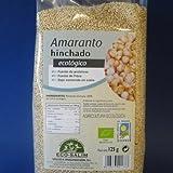 AMARANTO HINCHADO BIO 125GR