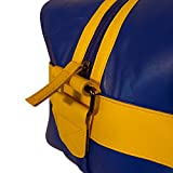 Cabin Max Arezzo Stowaway bag 35x20x20cm Ipad / tablet / documents Shoulder bag – Perfect Second bag for Ryanair (Blue)