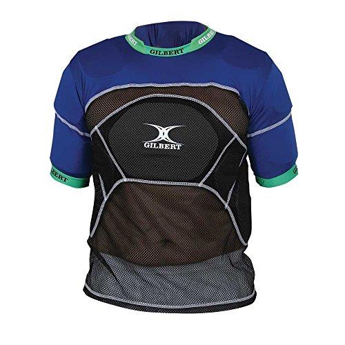 GILBERT Erwachsene Charger Rugby-Körperschutz, XL