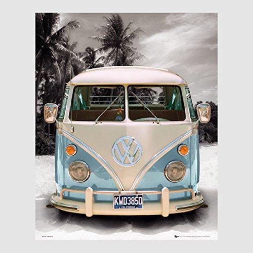 Wandbild REINDERS Volkswagen