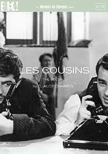 LES COUSINS [THE COUSINS] (Masters of Cinema) (DVD)