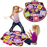 Childrens Large Electronic Dance Music Mixer Musical Play Mat Floor Playmat Toy