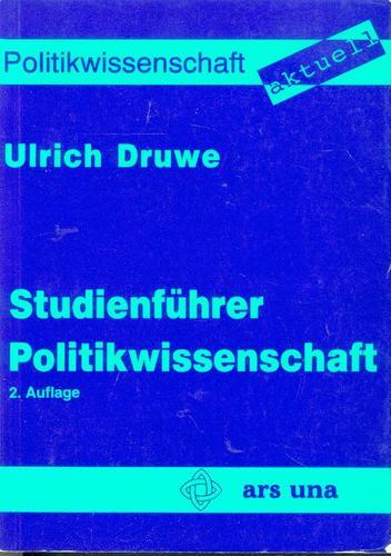 Studienführer Politikwissenschaft
