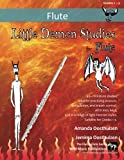 Little Demon Studies for Flute: 40+ fun studies with tips and tricks ideal for practising posture, breath control, and articulation. All in easy keys Suitable for players of Grade 1-3 standard.