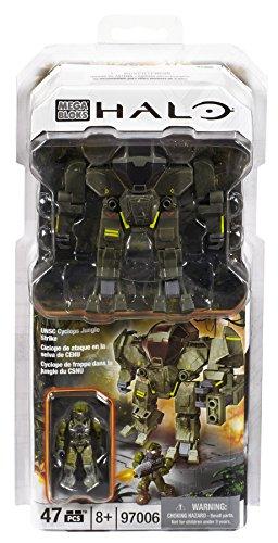 Mega Bloks 97006 Halo UNSC Cyclops Jungle Strike