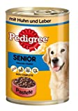 Pedigree | Senior mit Huhn & Leber in Pastete | 12 x 400 g
