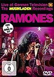 RAMONES - Musikladen Live (+ CD) [DVD]