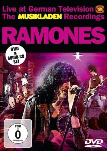 Ramones - Live At German Television (Dvd+Cd)