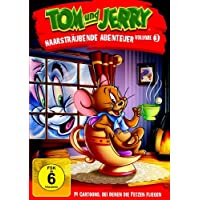 Tom und Jerry - Haarsträubende Abenteuer, Vol. 03