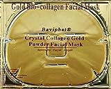 4er Set - Originale Power Collagen Gesichtsmaske mit Q10 und Hyaluronsäure # Naturell ohne Duft # Das Original von Baviphat