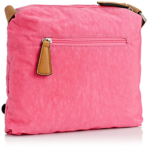 SwankySwans - Riley Cat Designer, Borsa a tracolla Donna Pink (Light Pink)