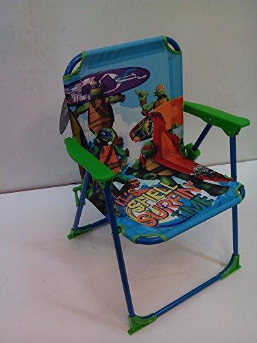 tortues-ninja-chaise-plage-pliante-jardin-mer-enfant-chambre