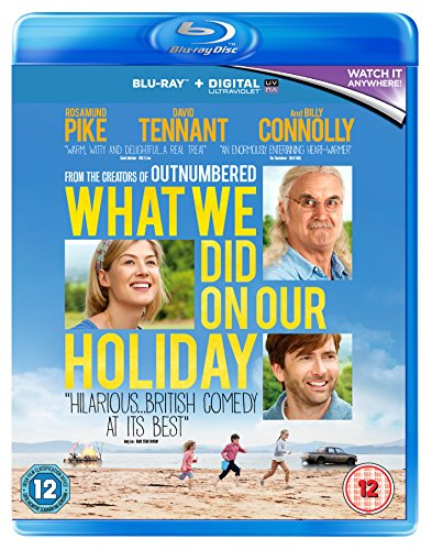 What We Did On Our Holiday [Blu-ray + UV Copy]