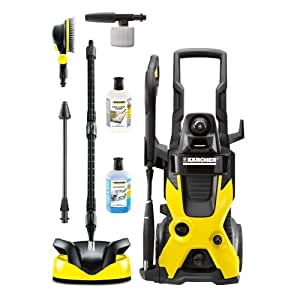 k5 karcher pressure washer car home package great at cleaning your car patio drive decking. Black Bedroom Furniture Sets. Home Design Ideas