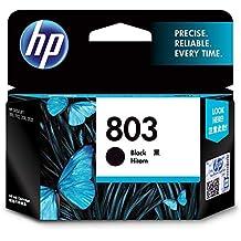 HP 803 Black Ink Cartridge