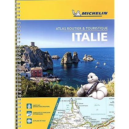 Atlas Italie Michelin 2019