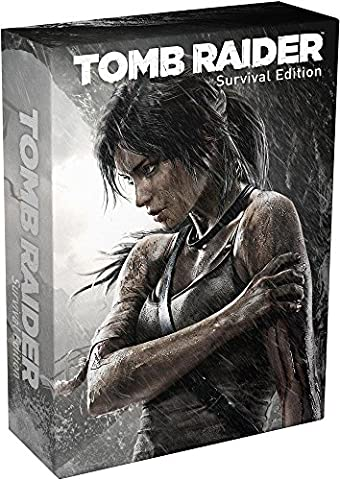 Tomb Raider - survival