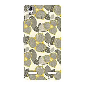 Delighted Beautiful Creature Back Case Cover for Lenovo A6000 Plus