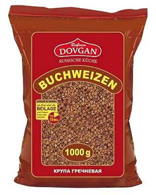 Dovgan Buchweizen, 5er Pack 5 x 1 kg
