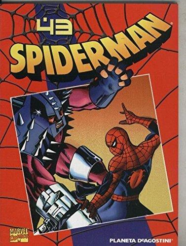 Coleccionable Spiderman volumen 1 numero 43