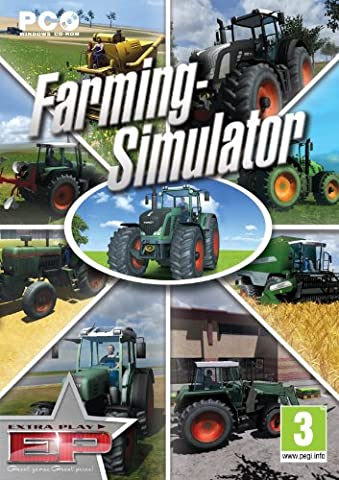 [UK-Import]Farming Simulator Game PC