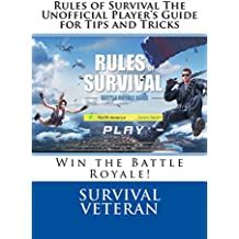 Rules of Survival The Unofficial Player's Guide for Tips and Tricks (English Edition)
