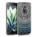 kwmobile Crystal Case Hülle für Blackberry DTEK60 aus TPU