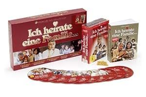 Ich heirate eine Familie: Premium-Fan-Collection (+  Bonus-DVDs + Soundtrack-CD + Roman + Dekomagnet) [9 DVDs]