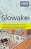 DuMont Reise-Taschenbuch Reiseführer Slowakei