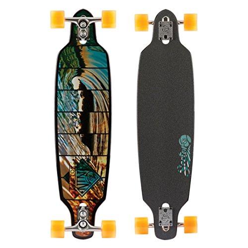 sector-9-fractal-complete-skateboard-black