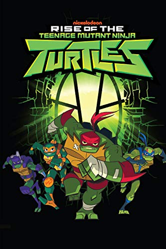 Teenage Mutant Ninja Turtles: Rise of the TMNT (English ...