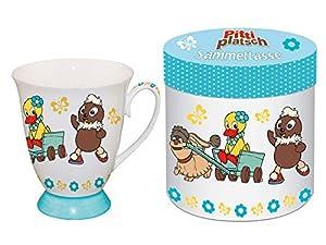 Sammeltasse Pittiplatsch: Porzellantasse / Kindertasse / Fantasse / Geschenktasse / Kaffeetasse