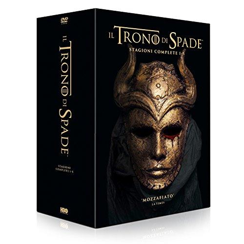 Il Trono di Spade Raccolta Stagioni 1 5 Esclusiva Amazon