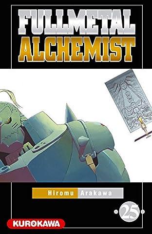 Bd Alchimie - FullMetal Alchemist