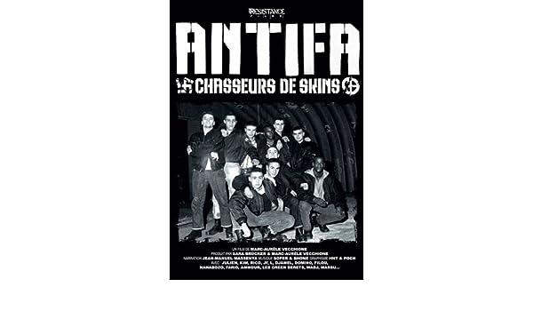 ANTIFA SKINS DE TÉLÉCHARGER CHASSEUR