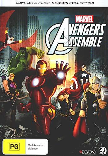 Avengers Gemeinsam Unbesiegbar Staffel 3 Stream