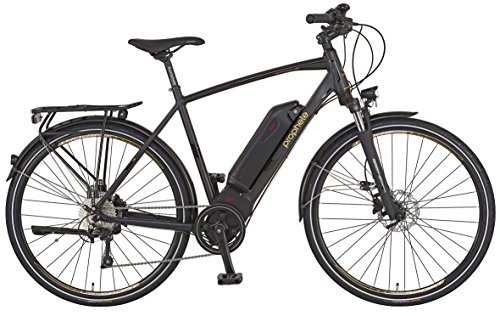 "Prophete E-Bike, 28\"", Entdecker e8.8, AEG ComfortDrive Mittelmotor,36V,250W,max.100 Nm, SHIMANO 10-Gang Kettenschaltung, AEG Downtube-Akku Lithium-Ionen, 36V,16Ah(576Wh), SHIMANO hydr. Scheibenbremsen"