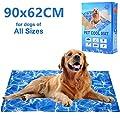 Dog Cooling Mat Pet Gel Self-Cooling Pad for Summer Sleeping