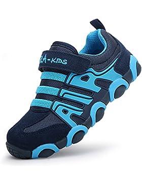 SITAILE Zapatillas Deportivas para Niños Antideslizante Calzado de Running Correr para Exterior Interior