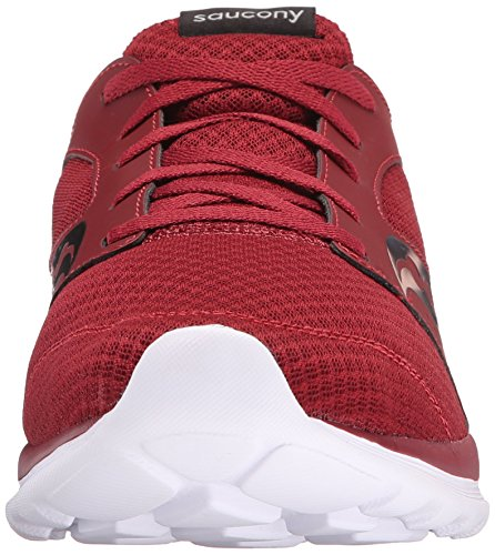 Saucony Men's Kineta Relay Men's Footwear Crimson/Black