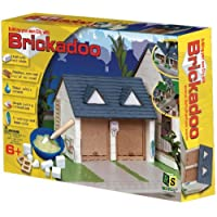 Brickadoo Construction Building House Brick Cement Wood Kid Child DIY Tool Toy