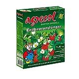Premium Granulat Erdbeerdünger Erdbeerendünger mit langer Wirkung - hochkonzentriert und hochergiebig - ausreichend für 240 Erdbeerpflanzen
