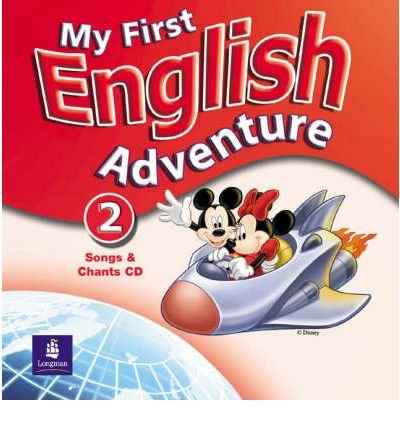 My First English Adventure Level 2 Songs CD (English Adventure) (CD-Audio) - Common