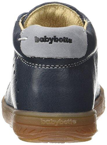 babybotte - Ankara, Pantofole a Stivaletto Bambino Blu (Marine)