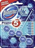 Domestos WC-Stein Power 5 Ocean, 9er Pack (9x 55 g) -