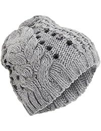 Textiles Universels Bonnet tricoté - Femme