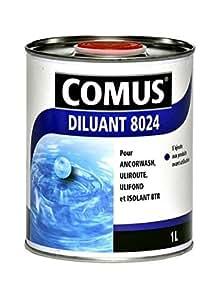 Comus - Diluant pour ULIROUTE, ISOLANT BTR COMUS® 8024