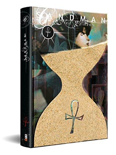 Sandman: Edición Deluxe vol. 6 (funda de arena)
