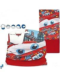 Cars Kinder Kopftuch Schal Bandana Stirnband Halstuch Skimask Schlauchschal Disney Cars